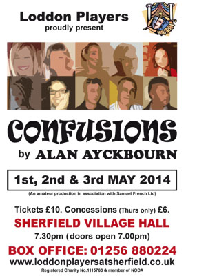 Confusions May 2014